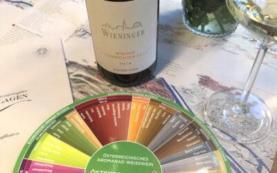 """Weinverkostung """"Wiener gemischter Satz DAC – 2018 – Wiener Wein"""""""